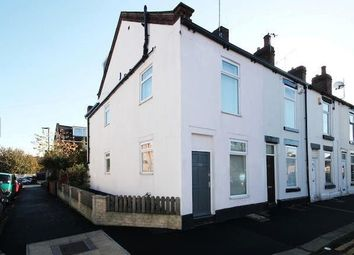 Thumbnail 4 bed end terrace house to rent in Lancing Road, Sheffield