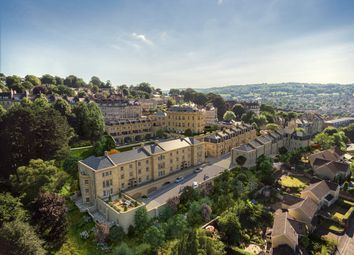 Thumbnail 3 bed flat for sale in Hope House, Lansdown Road, Bath