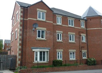 Thumbnail 2 bed flat for sale in Acres Hill Road, Darnall, Sheffield, South Yorkshire