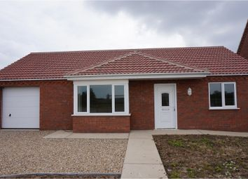 Thumbnail 2 bed detached bungalow for sale in Main Road, Wrangle Near Boston
