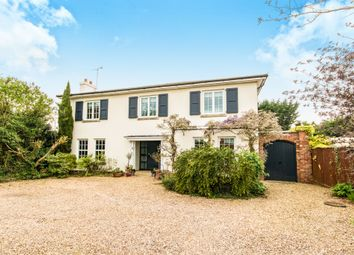 Thumbnail 5 bedroom detached house for sale in Knight Street, Pinchbeck, Spalding
