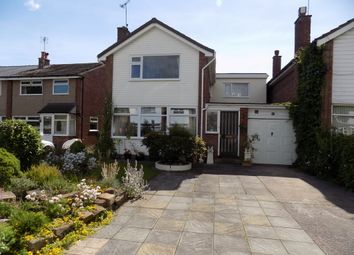 Thumbnail 4 bed detached house for sale in Booth Road, Hartford, Northwich