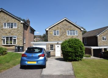 Thumbnail 4 bed detached house for sale in Meadowfield, Whaley Bridge, High Peak
