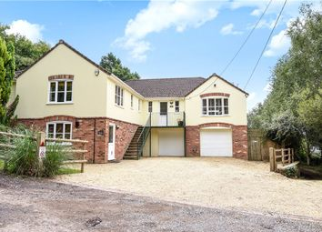 Thumbnail 4 bed detached house for sale in Giddy Lake, Wimborne
