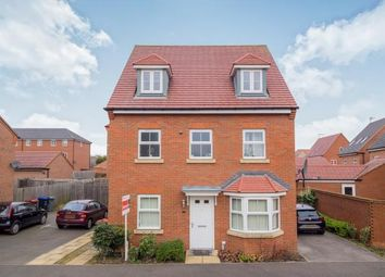 Thumbnail 5 bedroom detached house for sale in Boxtree Avenue, Hucknall, Nottingham, Nottinghamshire
