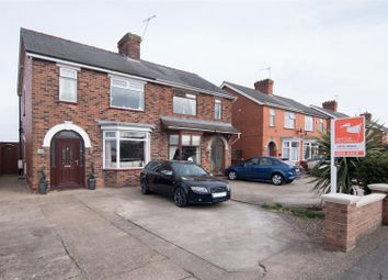 Thumbnail 3 bed semi-detached house for sale in Eastwood Road, Fishtoft, Boston
