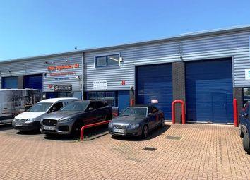 Thumbnail Light industrial for sale in Unit 8, Capstan Centre, Thurrock Park Way, Tilbury, Essex