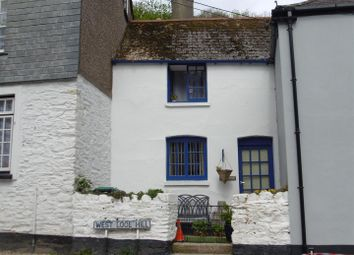 Thumbnail 3 bed terraced house for sale in Fore Street, West Looe, Looe
