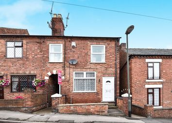 Thumbnail 3 bed end terrace house for sale in Ellabank Road, Heanor