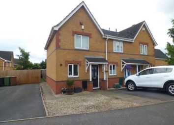 Thumbnail 2 bed semi-detached house for sale in Red Brook Road, Walsall, West Midlands