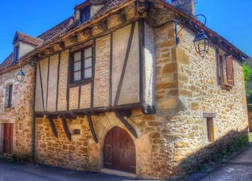Thumbnail 3 bed property for sale in Carennac, Lot, 46110, France