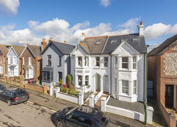 Thumbnail 4 bed semi-detached house for sale in Whyke Lane, Chichester