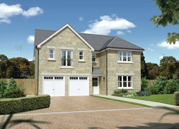 "Thumbnail 5 bed detached house for sale in ""Kingsmoor"" at Main Street, Symington, Kilmarnock"