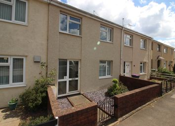 Thumbnail 3 bed terraced house to rent in St Arvans Road, Cwmbran, Torfaen
