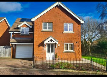 4 bed detached house for sale in Skylark Walk, Totton SO40
