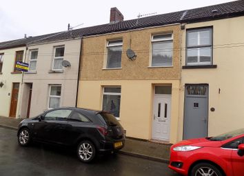 Thumbnail 2 bed terraced house for sale in Taff Street, Treherbert, Treorchy, Rhondda, Cynon, Taff.
