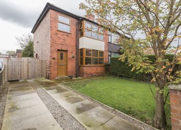 Thumbnail 3 bed semi-detached house for sale in Bradley Lane, Eccleston, Chorley