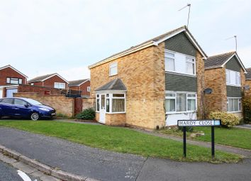 Thumbnail 3 bed detached house for sale in Hardy Close, Bilton, Rugby