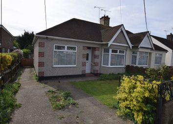 Thumbnail 2 bed semi-detached bungalow for sale in Giffords Cross Road, Corringham, Stanford-Le-Hope