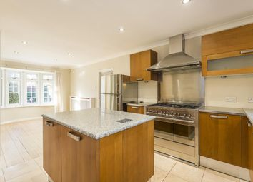 Thumbnail 4 bedroom detached house to rent in Woodlands Close, Claygate