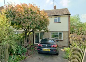 Thumbnail 4 bed semi-detached house for sale in Wadloes Road, Cambridge