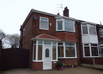 Thumbnail 3 bed semi-detached house for sale in Hyde Road, Gorton, Manchester