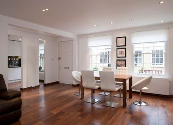 Thumbnail 2 bed mews house to rent in Tarrant Place, Marylebone