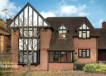 Thumbnail 5 bed detached house for sale in The Heights, Brighton, East Sussex