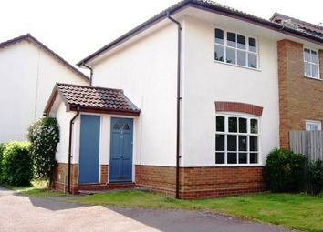 Thumbnail 1 bed end terrace house for sale in Constantine Way, Basingstoke