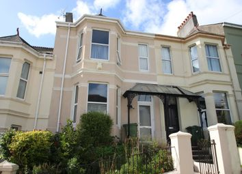 Thumbnail 3 bed terraced house for sale in Ivydale Road, Mutley, Plymouth