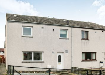 Thumbnail 3 bedroom end terrace house for sale in Inchview Crescent, Musselburgh