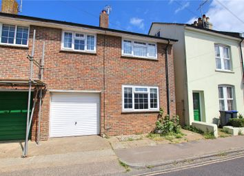 Thumbnail 3 bed semi-detached house for sale in Park Road, Worthing, West Sussex