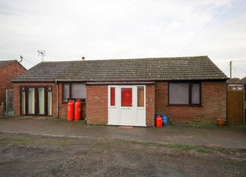 Thumbnail 2 bedroom detached bungalow for sale in Four Acres Estate, Hemsby, Great Yarmouth