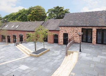 Thumbnail 4 bed barn conversion for sale in Barn 2, Manor Barns, Leese Lane, Moddershall