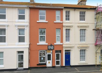 Thumbnail 3 bedroom terraced house for sale in Brunswick Street, Teignmouth, Devon
