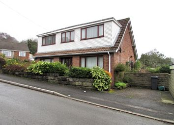 Thumbnail 3 bed detached house for sale in Dynevor Close, Skewen, Neath, Neath Port Talbot.