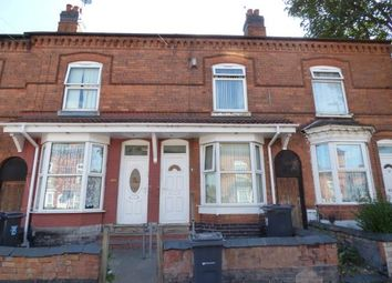 Thumbnail 3 bed terraced house for sale in Ansell Road, Sparkhill, Birmingham, West Midlands