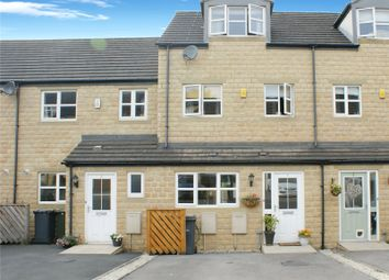 Thumbnail 3 bed mews house for sale in Clough Fold, Keighley, West Yorkshire