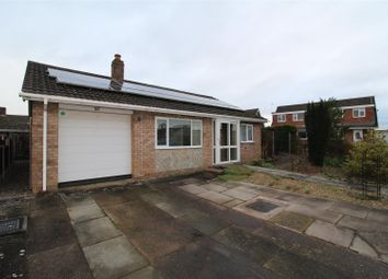 Thumbnail 3 bed detached bungalow for sale in Pyms Road, Wem, Shrewsbury