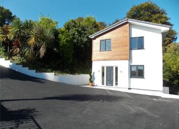 Thumbnail 4 bed detached house for sale in Trelake Road, St. Austell, Cornwall