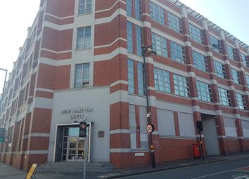 Thumbnail 1 bed flat to rent in Great Hampton Steet, Jewellery Quarter, Birmingham