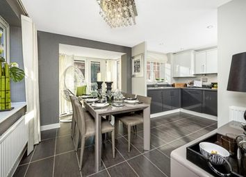 "Thumbnail 4 bedroom semi-detached house for sale in ""Hexham"" at Walworth Road, Picket Piece, Andover"