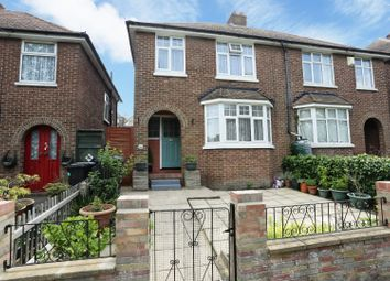 Thumbnail 3 bed semi-detached house for sale in Vale Square, Ramsgate