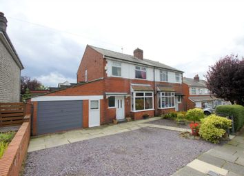 Thumbnail 3 bed semi-detached house for sale in Ardley Road, Horwich, Bolton