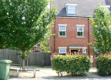 Thumbnail 3 bed end terrace house to rent in Allenby Close, Lincoln, Lincolnshire.