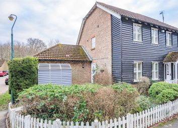 Thumbnail 3 bed semi-detached house for sale in Newton Willows, Groombridge, Tunbridge Wells