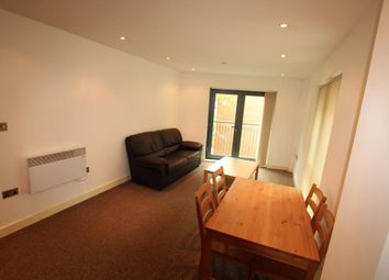 Thumbnail 1 bed flat to rent in The Habitat, Woolpack Lane, The Lace Market, Nottingham