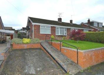 Thumbnail 3 bed bungalow to rent in Acacia Gardens, Kidsgrove, Stoke-On-Trent