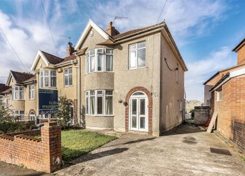 Thumbnail 3 bed semi-detached house for sale in Sylvia Avenue, Knowle, Bristol