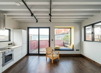 Thumbnail 1 bed flat for sale in Denmark Road, London